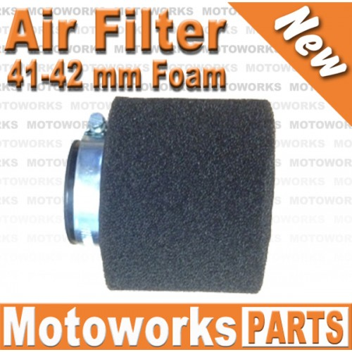 Air Filter 41 - 42 mm Foam Air Filter Pod Cleaner