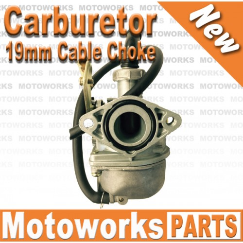 Carby PZ 19mm Cable Choke Carburetor Carby