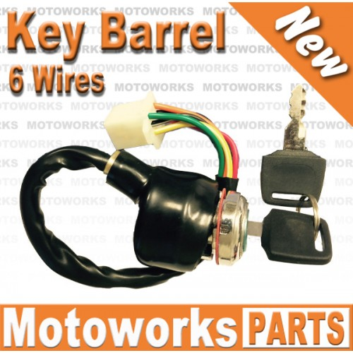 Sensational Key Barrel 6 Wire Ignition Key Barrel Switch Wiring Digital Resources Indicompassionincorg