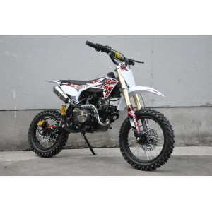 125CC DIRT BIKE PLUS RED