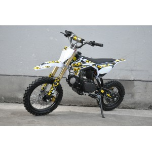 125CC DIRT BIKE PLUS YELLOW