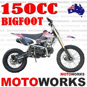 150CC BIGFOOT PINK