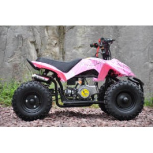 49CC SPORT BLACK ELECTRIC START ATV