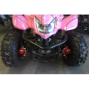 49CC SPORT RED ELECTRIC START ATV